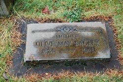 Olive May <i>Hanley</i> Bagley