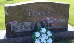 Ida S <i>Reimann</i> Frank