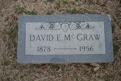 David Edward McGraw