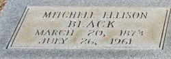 Mitchell Ellison Black
