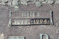 Elmer F Bailey