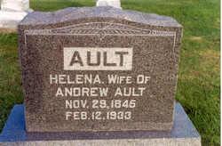 Helena <i>Hussey</i> Ault