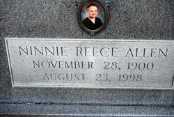 Ninnie <i>Reece</i> Allen