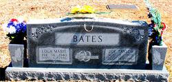 Joe Taylor Bates