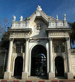 Cementerio del Buceo