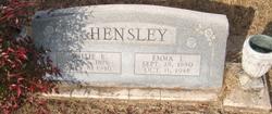 Willie E. Hensley
