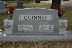 Frank James Quinney