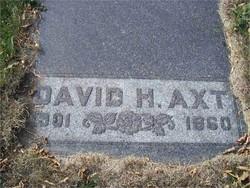 David H. Axt