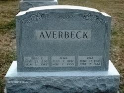Alma C. <i>Noll</i> Averbeck