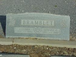 Edward Churchwell Bramblett