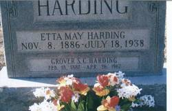 3 Infants Harding