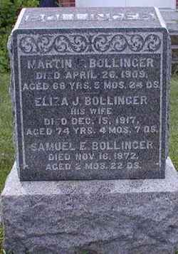 Eliza Jane <i>Young</i> Bollinger