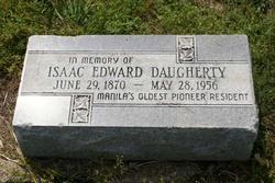 Isaac Edward Daugherty