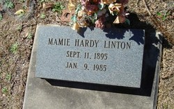 Mamie <i>Hardy</i> Linton