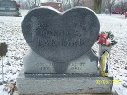 Regina S Barnard