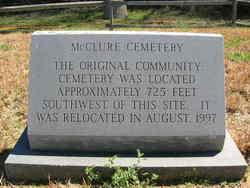 McClures Cemetery