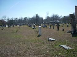 Crossville Methodist Church Cemetery