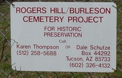 Rogers Hill Cemetery