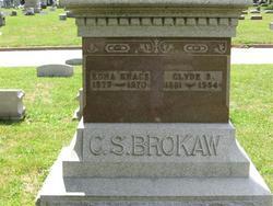 Edna Grace <i>Pruden</i> Brokaw