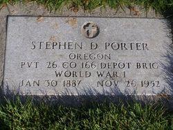 Stephen Daniel Porter
