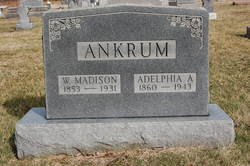 Adelphia Ann <i>Lloyd</i> Ankrum