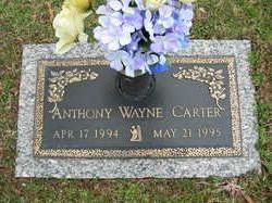 Anthony Wayne Carter