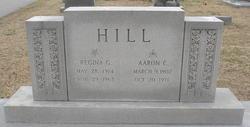 Aaron Conrad Hill