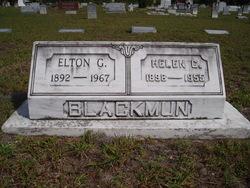 Elton G. Blackmun