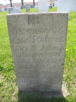 Catherine <i>Schlegel</i> Brenneman