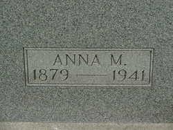 Anna M. <i>Graber</i> Becher