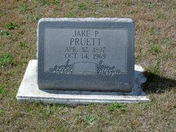 Jake P Pruett