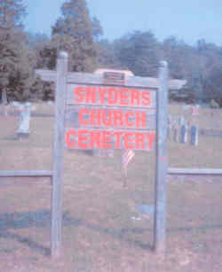 Snyders Cemetery
