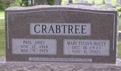Mary Evelyn <i>Ducey</i> Crabtree