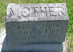 Carrie J Howe