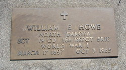 William E Howe