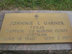 Johnnie Linton Garner