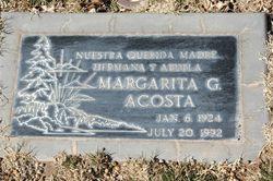 Margarita <i>Galinda</i> Acosta