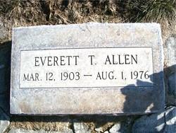 Everett T. Allen