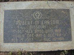 Robert M Earsom