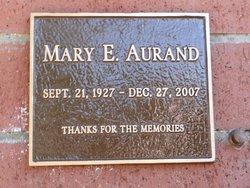 Mary Elizabeth <i>Dent</i> Aurand