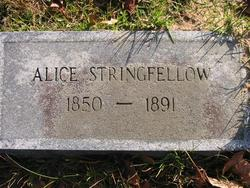 Alice Elizabeth <i>Hair</i> Stringfellow