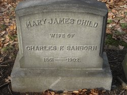 Mary <i>Child</i> Sanborn