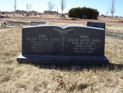 Lillian Lenor Baird