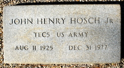 John Henry Hosch, Jr