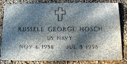Russell George Hosch
