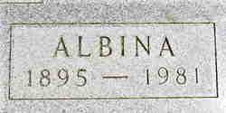Albina <i>Volok</i> Lantz