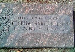 Cecelia Marie <i>Ross</i> Nelson