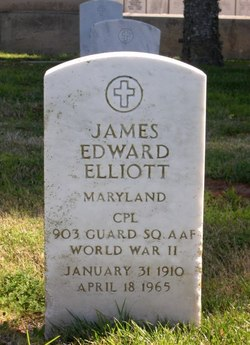 James Edward Elliott