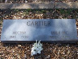 Sallie Luvenia <i>Mercer</i> Cartier