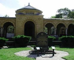 J�discher Friedhof Weissensee